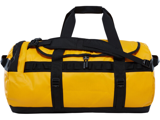 ac910db28d The North Face Base Camp Duffel M, summit gold/tnf black sur CAMPZ !